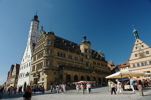 Marktplatz and City Hall