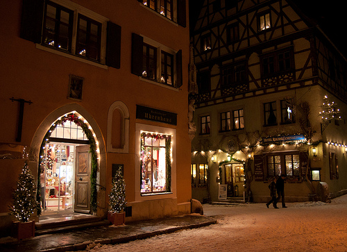 Rothenburg Christmas