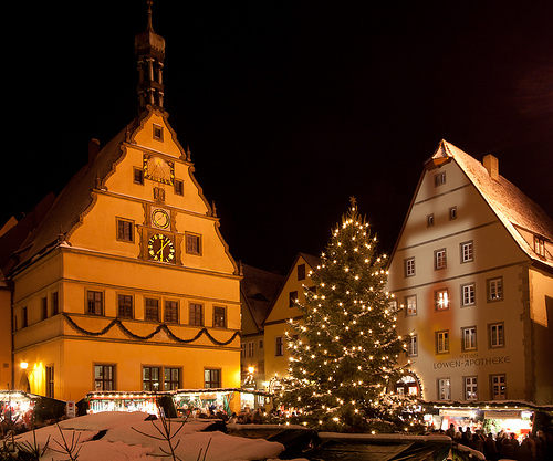 Christmas in Rothenburg