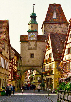 Rothenburg Arch